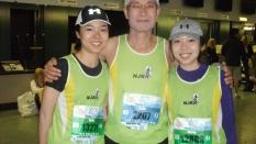 NJ 마라톤 대회를 전후하여..