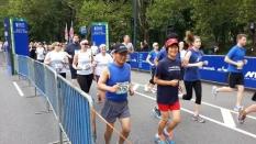 7월 14일 Central Park 4 Mile 대회